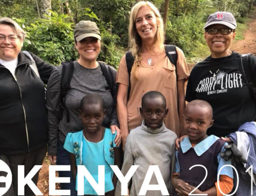 Frank's Journal: Kenya 7/25-7/31 2018