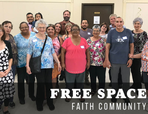 Baptisms at Free Space Faith Community